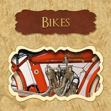 Transportation - Bikes Collection