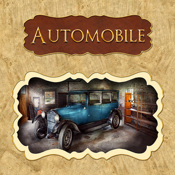 Transportation - Cars - Trucks - Wagons Collection