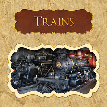 Transportation - Trains Collection