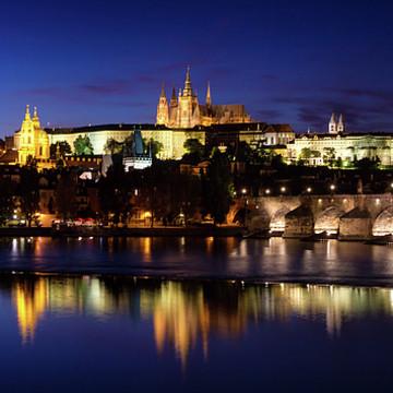 Travel Gallery Showing Prague Czech Republic by Colin Cuthbert