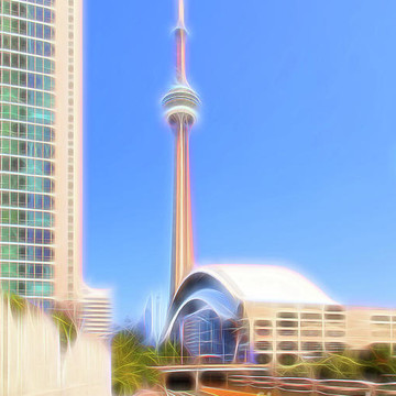 Travel Gallery Showing Toronto Ontario Canada Collection
