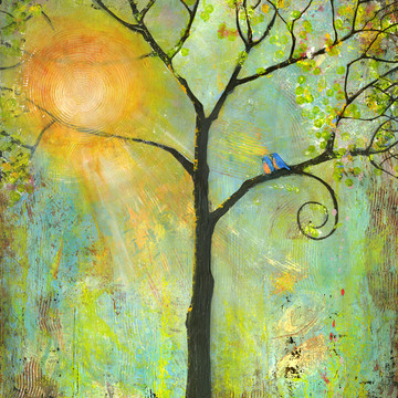 Tree Paintings Collection