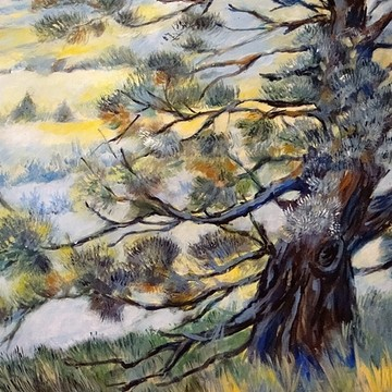 Trees Paintings Collection