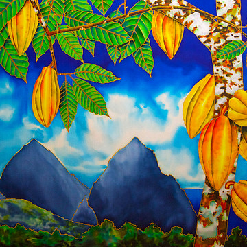 Tropical Landscapes Collection