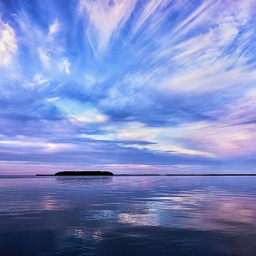 Tropical Seascapes and Landscapes Collection
