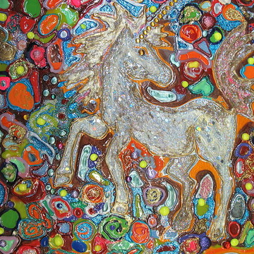 Unicorns and mythical creatures Collection
