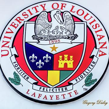 University Louisiana Lafayette Collection