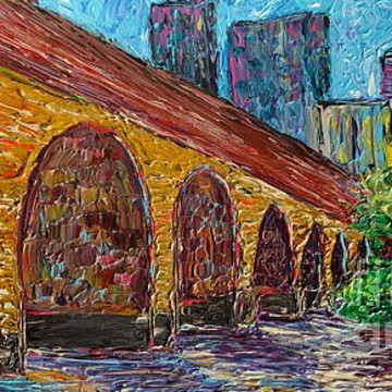 Urban Paintings Collection