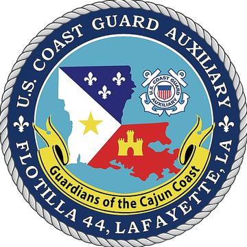 USCGA Flotilla 44 Logo Collection