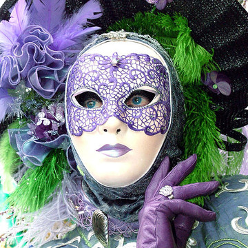 Venice Carnival Collection