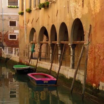 Venice Shutter Series