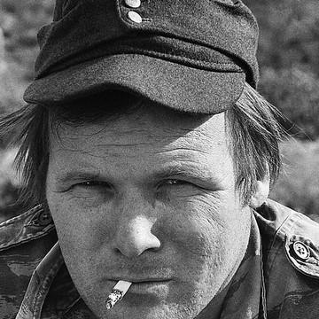 Vietnam Green Beret medic author composer singer Barry Sadler Collection