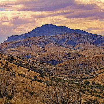 Views of Ft. Davis Mountains Collection
