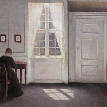 Vilhelm Hammershoi Collection