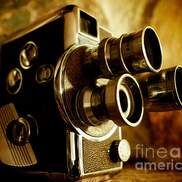 Vintage and Reto Cameras Collection