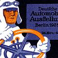 Vintage Automotive Posters Collection