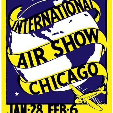 Vintage Aviation Prints Collection