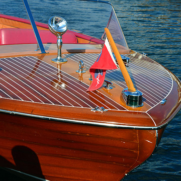 Vintage Boats Collection