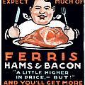 Vintage Food and Beverage Prints Collection