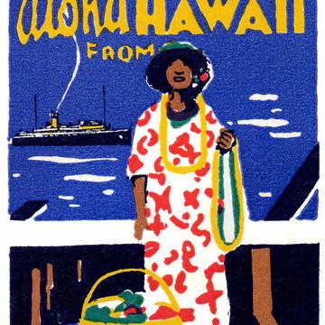 Vintage Hawaii Collection