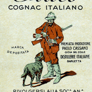Vintage Italian Prints and Posters Collection