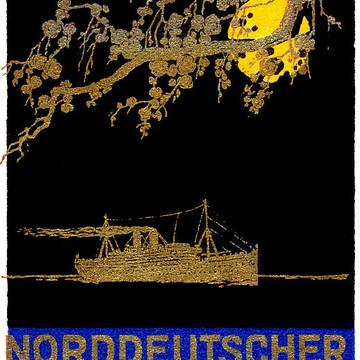 Vintage Nautical Prints Collection