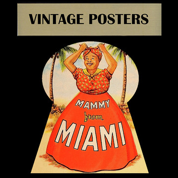 Vintage Posters Collection