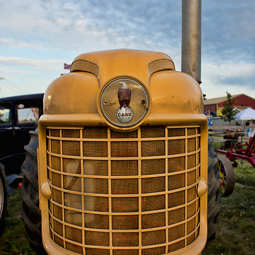 Vintage Tractors and Farm Equipment Collection