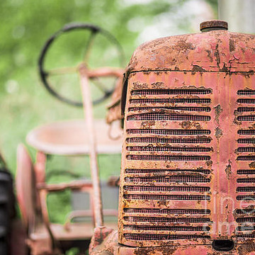 Vintage Tractors Collection