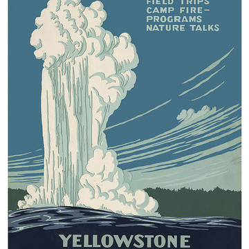 Vintage WPA Posters Collection