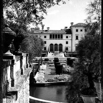 Vizcaya Miami Florida Collection