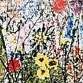 Walls Of  Heavenly Flowers Collection