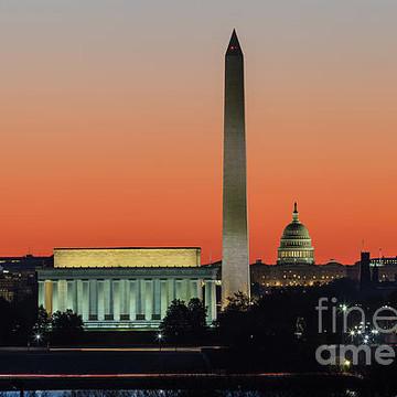 Washington DC Cityscapes Collection