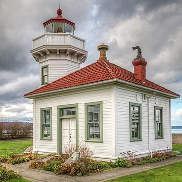 Washington Lighthouse Collection