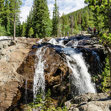 Water Falls and Streams Collection