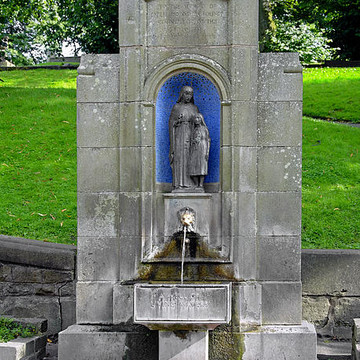 Water Wells Fountains and Features Collection