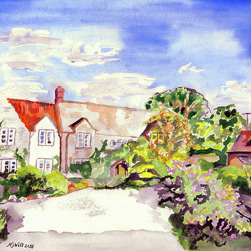 Watercolor Paintings Collection