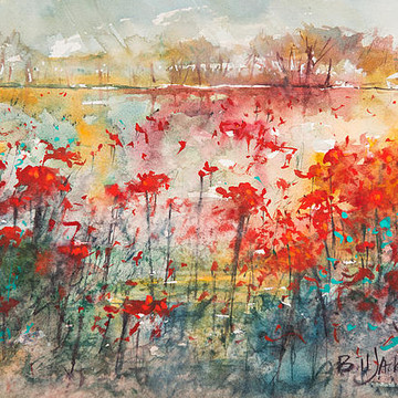 Watercolor Prints Collection