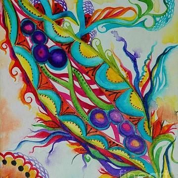 Watercolor Wanderings