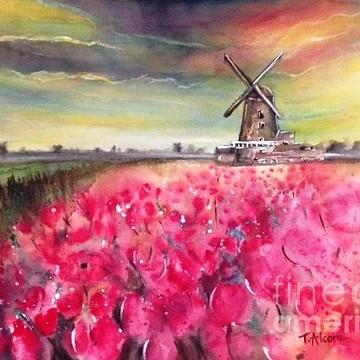 Watercolour & Mixed Media