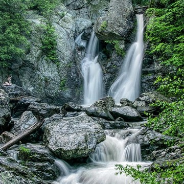 Waterfalls and Cascades Collection