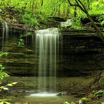 Waterfalls Of Arkansas