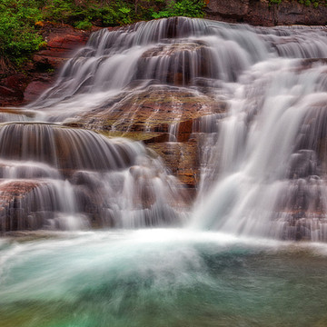 Waterfalls Rivers and Streams Collection
