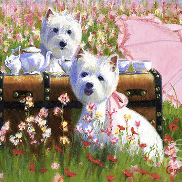 West Highland Terriers and Their Friends Collection