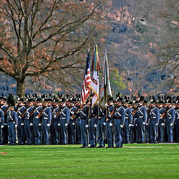 West Point The United States Military Academy Collection