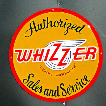 Whizzer and Other MotorBikes Collection