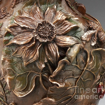 Wildflowers Bronzes Collection