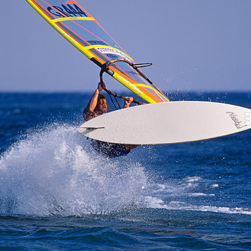 Windsurfing and kite surfing photos Collection