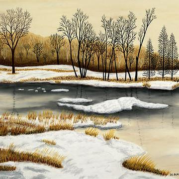 Winter In Door County Collection