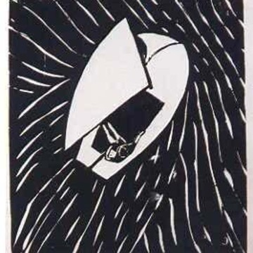Wood Cut Prints by Fred Jinkins Collection